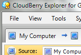 CloudBerry Explorer for Google Storage PRO 1.7.0.227 screenshot