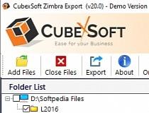 Download CubexSoft Zimbra Export 3 8 1 2