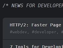 Daily for Chrome Screenshot