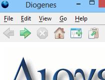 diogenes 3.1.6