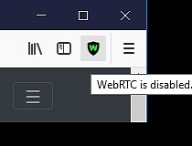 Download Disable WebRTC for Firefox 1 0 21