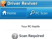 Driver Reviver Screenshot