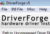 DriverForge Screenshot