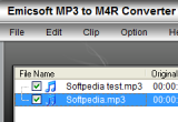 how to change mp3 to m4r on windows