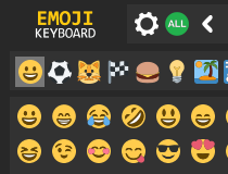 Download Emoji Keyboard 1 0 0 0