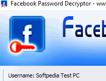 facebook password decryptor