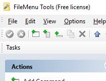 filemenu tools alternative