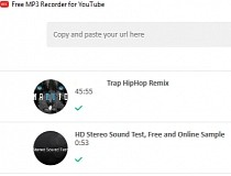 Download Free MP3 Recorder for YouTube 0 4