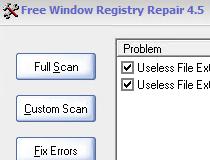 registry repair free