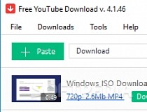free youtube download v 4.1 90