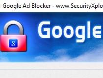 Google Ad Blocker
