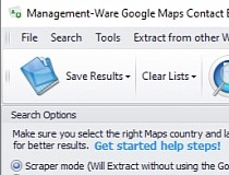Download Google Maps Contact Extractor 2 5 1 39
