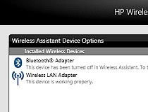 Driver for HP Wireless Assistant 3.50 Rev A
