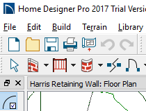 Home Designer Pro Screenshot