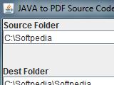 Download JAVA to PDF Source Code Converter