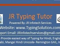 typing jr
