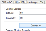 Download Lat Long Converter 1 0 0 0