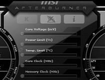 Download MSI Afterburner 4 6 1 Build 15561 / 4 6 2 Build
