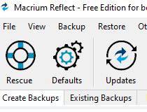 macrium reflect free offline installer 32 bit