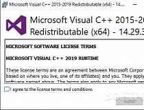 msvcp140.dll - microsoft visual c++ 2017