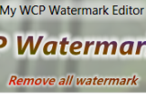 my wcp watermark editor windows 8.1 free download