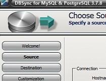 Download DBSync for MySQL & PostgreSQL 3 8 3
