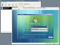 Oracle VM VirtualBox Screenshot