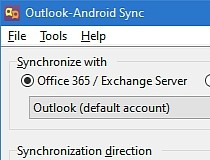 Download Outlook-Android Sync 3 1