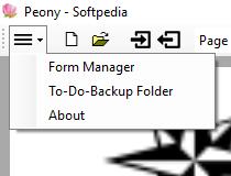 Download Peony PDF Form Filler 1 20