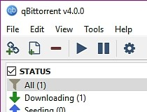 Download Portable qBittorrent 4 1 7