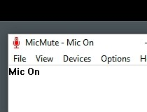 Download MicMute 0 1 7 2 / 0 1 8 4 Beta