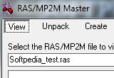 ras-mp2m master