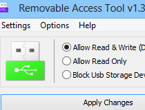 Download Removable Access Tool 1.3 Removable Access Tool Screenshot