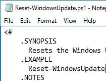 Download Reset Windows Update 11/13/2017