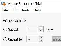 robotsoft mouse and keyboard recorder