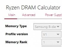 Download DRAM Calculator for Ryzen 1 6 0 3