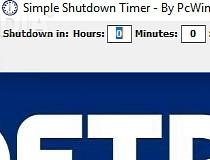 simple shutdown timer