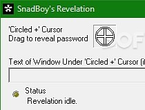 snadboy revelation password
