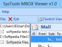 Download SysTools MBOX Viewer 4 0 0 0