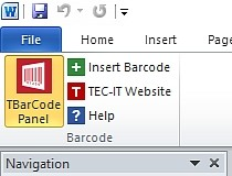 Download TBarCode Office 10 9 2 Build 14927