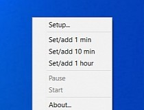 Download Taskbar Timer 1 0