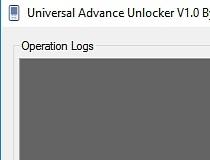Download Universal Advance Unlocker 1 0