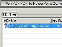 Download VeryPDF PDF to PowerPoint Converter 2 0