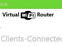 Virtual wi-fi router 3. 0. 1. 1 скачать.