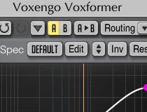 Download Voxengo Voxformer 2 15