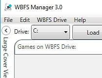 Download Wii Backup File System Manager 3 0 1