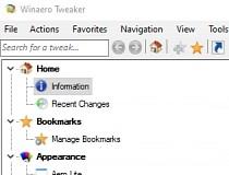 Download Winaero Tweaker 0121