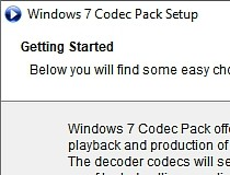 Download Windows 7 Codec Pack 4 2 8