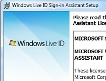 download windows live id sign in assistant 6 5