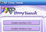 Download XP Tinny Tweak 2.0.0